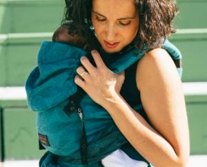 Emeibaby con recién nacido