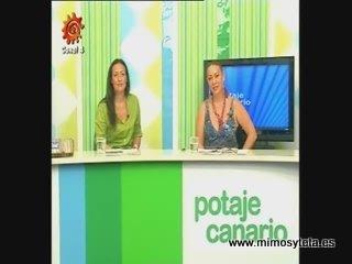 Vídeo de la entrevista en Canal 4 Tv