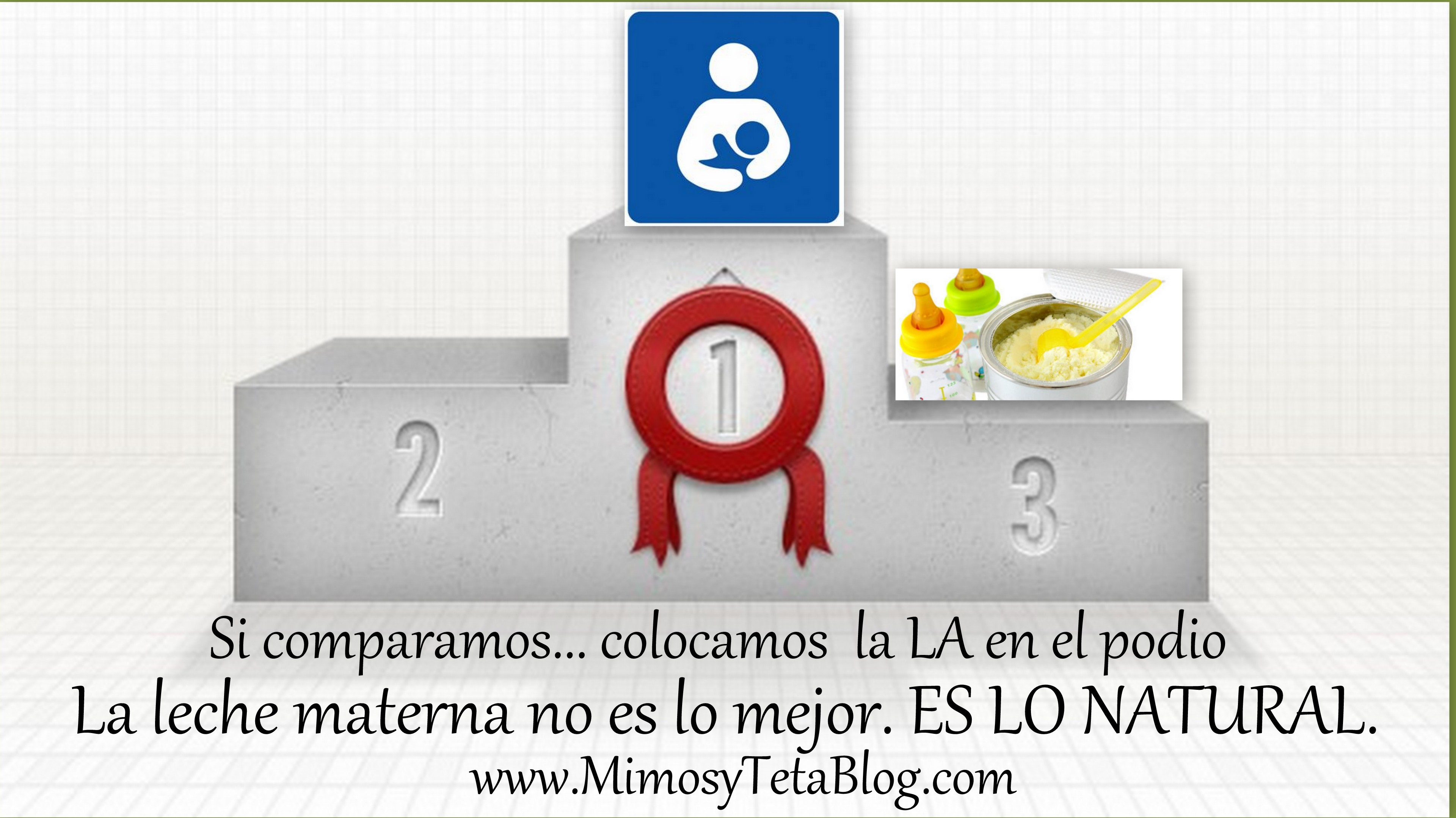 La lactancia materna no es beneficiosa