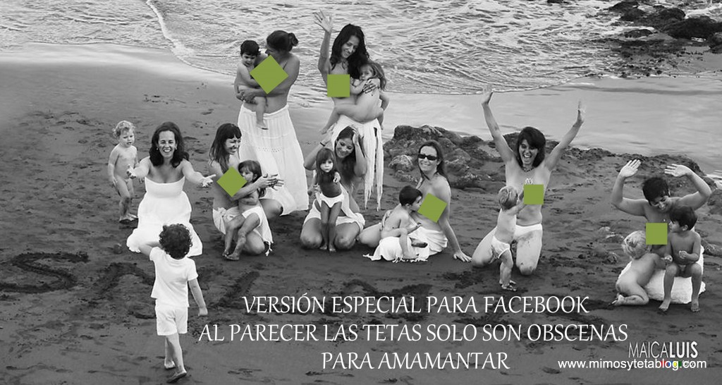 Campaña anti censura facebook
