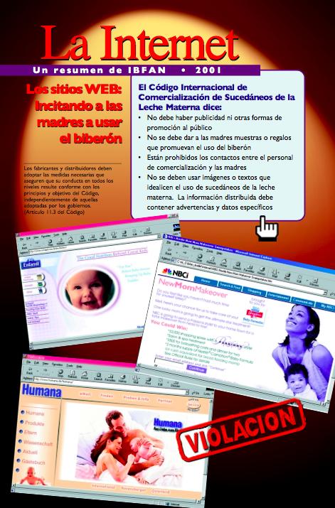 ¿Se cumple el Código de Comercialización de Sustitutos de la leche materna  en España?
