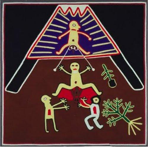 Curiosidad del parto en la tribu Huichol