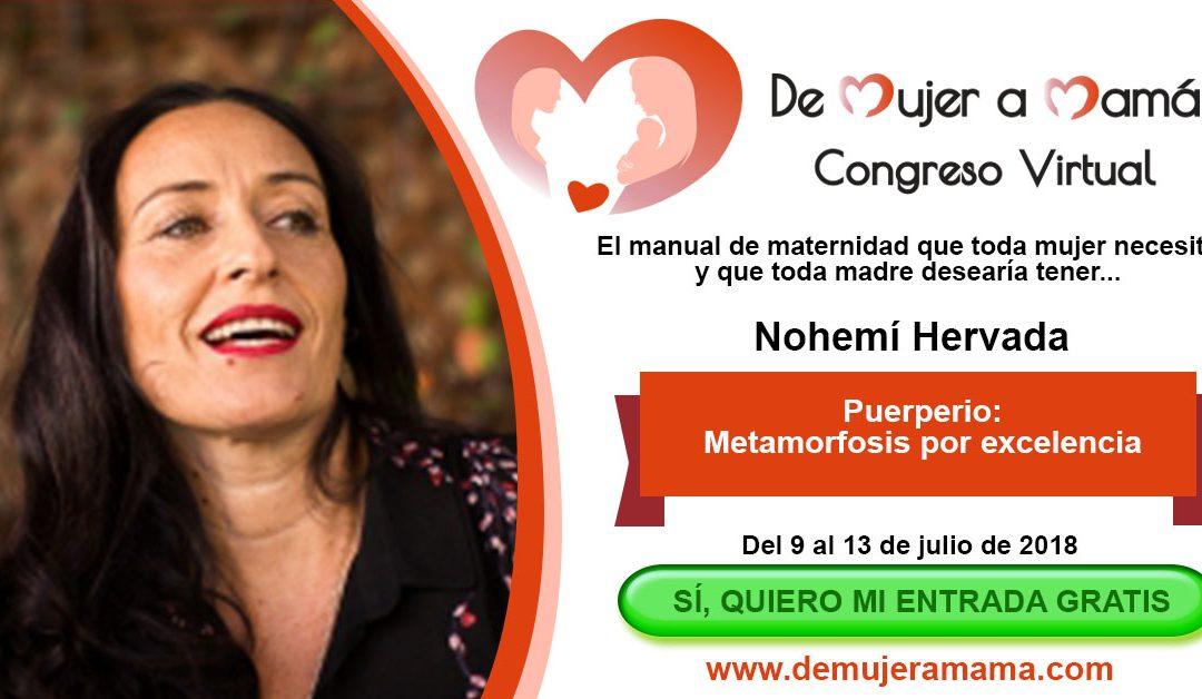 Congreso virtual DE MUJER A MAMÁ